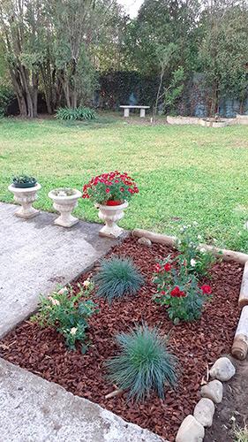 Bulle de vie maison bien être Jardin